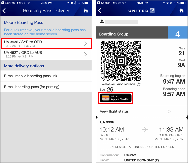 Airline Ticket Apps For Iphone