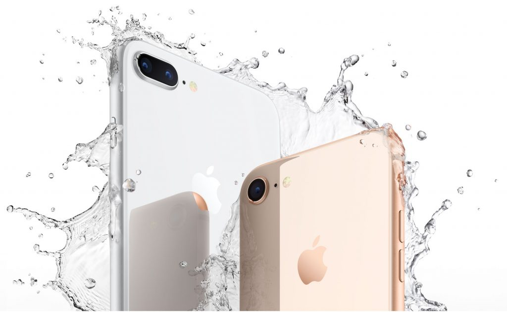 Apple Introduces iPhone 8, iPhone X, Apple Watch Series 3