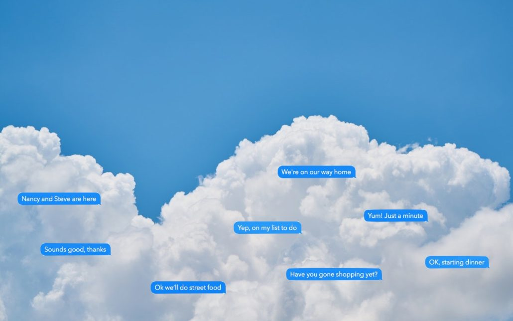What's the Deal with Apple's New Messages in iCloud Feature